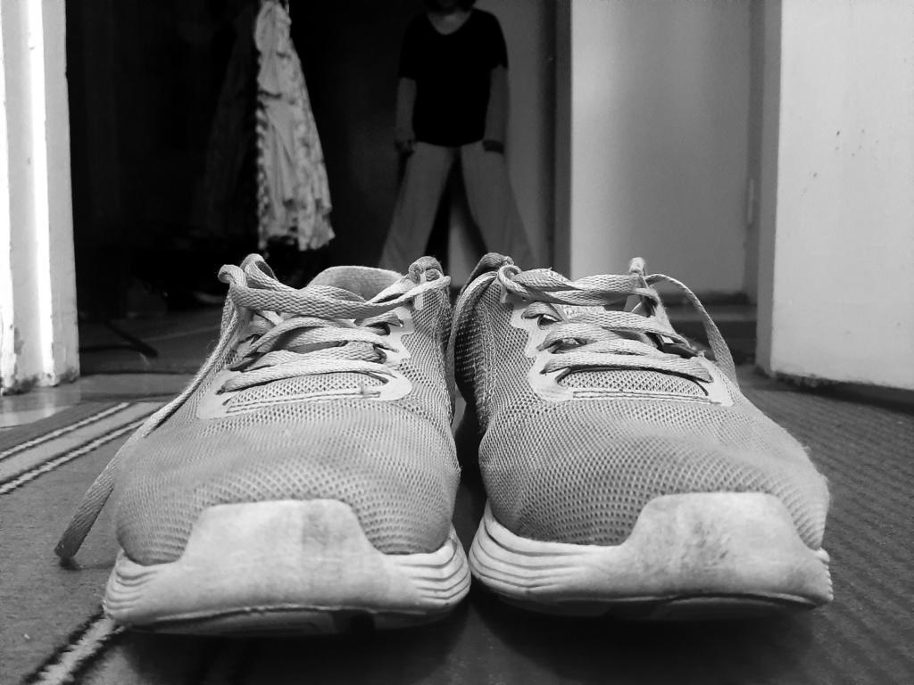 Anna Tsaturyan - Big Shoes, Small Body